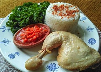 Resep Ayam Pop